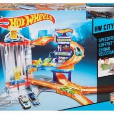 Jucarie Hot Wheels Speedtropolis Playset Mattel
