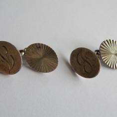 Butoni camasa de argint -851
