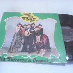 DISC VINIL LP GICA PETRESCU SI GRUPUL 5T-HAI SA DANSAM RAR!!!!EDE 01781 - Muzica Lautareasca