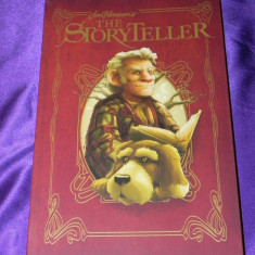 Jim Henson s The Story Teller roman grafic benzi desenate engleza (f0605