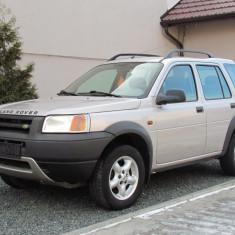 Land Rover Freelander 4x4, 2.0 Diesel, an 2001, Motorina/Diesel, 188000 km, 1994 cmc