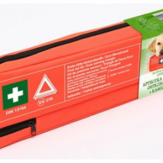 Trusa medicala trusa sanitara contine Trusa + Triunghi + Vesta - BIT-9900AP3E - Trusa auto prim ajutor