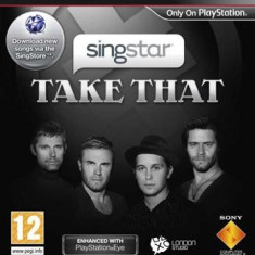 Singstar Take That Ps3 - DVD Playere Sony
