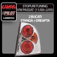 Stopuri tuning VW Passat (11/00>-2/05) - Cromate - STVP543