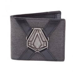 Portofel Assassins Creed Syndicate Wallet With Metal Badge