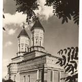 "CPI (B8098) CARTE POSTALA - IASI. BISERICA ""TREI IERARHI"" - Carte Postala Moldova dupa 1918, Necirculata, Fotografie"