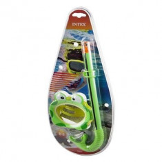 Set Scuba Diving Intex Froggy Fun Swim Set