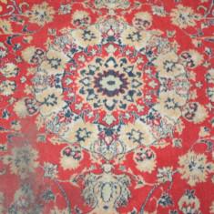 Covor Persan din lana naturala, 295X195 cm; Mocheta - Covor vechi