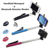 Selfie Stick-Monopod Bluetooth si Wireless