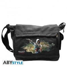 Geanta Assassins Creed Edward Ile De Nassau Messenger Bag