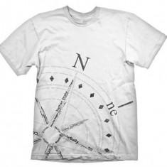 Tricou Uncharted 4 Compass Marimea L