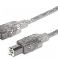 Adaptor USB2.0 Manhattan 333405 - Cablu PC