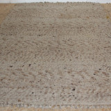 Covor din lana naturala, impletit, 257X172 cm; Mocheta