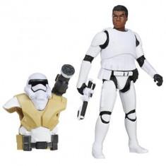 Jucarie Star Wars The Force Awakens Desert Mission Armor Finn Hasbro