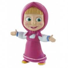 Masha and the Bear, Mini Figurina Masha 6 cm - Figurina Desene animate