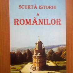 E4 SCURTA ISTORIE A ROMANILOR de ION BULEI,