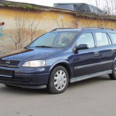 Opel Astra G, 1.6 benzina, an 1999, 116000 km, 1598 cmc