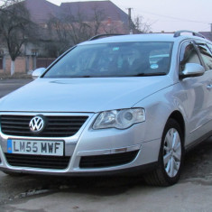 Vw Passat, 1.9 TDI, an 2006, Motorina/Diesel, 153000 km, 1898 cmc