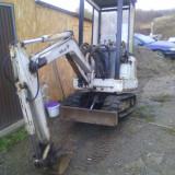 Bobcat 220X miniescavator
