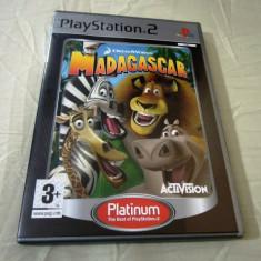 Joc Madagascar, PS2, original, alte sute de jocuri! - Jocuri PS2 Activision, Actiune, 3+, Single player