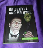 Dr Jekyll and / si Mr Hyde benzi desenate engleza classics illustrated (f0628