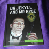 Dr Jekyll and / si Mr Hyde benzi desenate engleza classics illustrated (f0628
