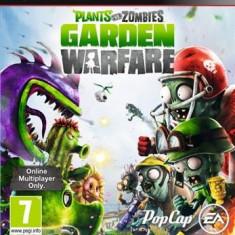 Plants Vs Zombies Garden Warfare Ps3 - DVD Playere