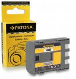Acumulator pt Canon NB-2L,BP-2LH,NB-2LH,BP-2L5,BP2LCL, compatibil marca Patona,, Dedicat