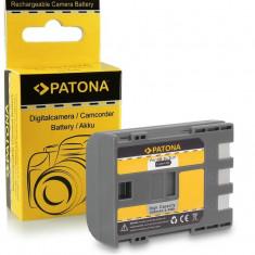Acumulator pt Canon NB-2L, BP-2LH, NB-2LH, BP-2L5, BP2LCL, compatibil marca Patona, - Baterie Aparat foto PATONA, Dedicat