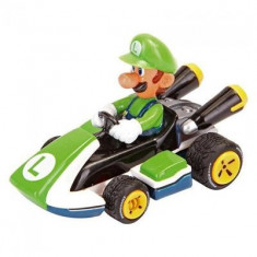 Jucarie Mario Kart 8 Nintendo Pull Speed Luigi