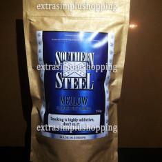 NOU!Tutun Rulat/Injectat Southern Steel Mellow 250g Tarie Light ! EXTRA VOLUM !