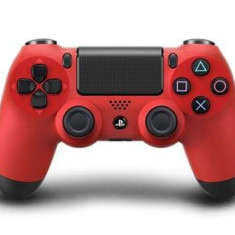Controller Ps4 Dualshock 4 Magma Red