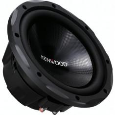 Difuzor subwoofer bass auto Kenwood 1000 w 25 cm - SEL-KFC-W2513 - Subwoofer auto Kenwood, peste 200W