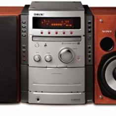 Combina audio SONY CMT-CPX22 Micro Hi-Fi Component System - stare foarte buna