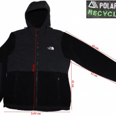 Geaca polar The North Face, Polartec Recycled, dama, marimea L
