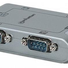 Adaptor USB2.0 Manhattan 151047 - Cablu PC