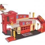 Jucarie Fireman Sam Fire Station Die-Cast Playset