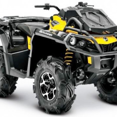 ATV Can-Am Outlander 650 X MR - ACA71181