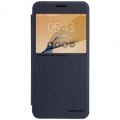 HUSA SAMSUNG GALAXY J5 PRIME, GALAXY ON5 2016 NILLKIN SPARKLE S-VIEW FLIP GRI - Husa PDA