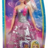 Papusa Barbie Star Light Adventure Gown Doll