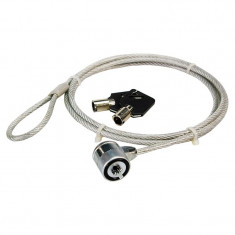 Cablu antifurt cu cheie LogiLink NBS003 - Cablu PC
