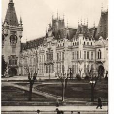 CPI (B8100) CARTE POSTALA - IASI. PALATUL CULTURII - Carte Postala Moldova dupa 1918, Necirculata, Fotografie