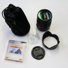 Obiectiv Sigma 18-125mm f/3.8-5.6 Canon EF-S +Filtru UV +Toc +CapacWhiteBalance - Obiectiv DSLR