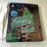 Joc Little Big Planet 2 Collectors Edition, PS3, original, alte sute de jocuri!