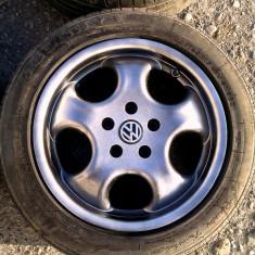JANTE ROD 16 5X112 VW AUDI SKODA SEAT MERCEDES - Janta aliaj, Latime janta: 7, Numar prezoane: 5
