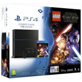 Consola Playstation 4 Ultimate Player Edition Plus Lego Star Wars The Force Awakens