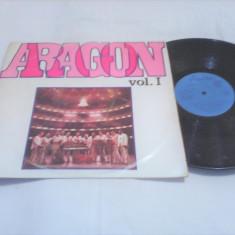 DISC VINIL LP ORCHESTRA ARAGON VOL 1 RARITATE!!!1985 DISC AREITO LD3981 CUBA - Muzica Latino