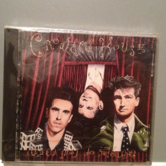 CROWDED HOUSE - TEMPLE OF LOW MEN (1988/CAPITOL/UK) - CD ORIGINAL/Sigilat/Nou - Muzica Pop capitol records