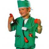 Costum textil Doctor