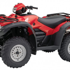 ATV Honda TRX 500 FPED Electric Shift EPS 4x4 motorvip - AHT74183 - Quad